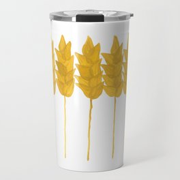 Golden wheat Travel Mug