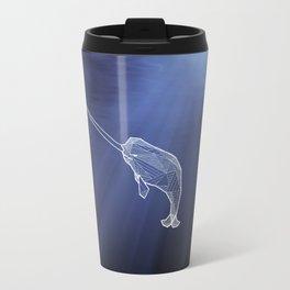 Keep Narwhals Real! Travel Mug