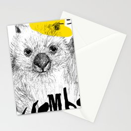 Wombat Love Stationery Cards