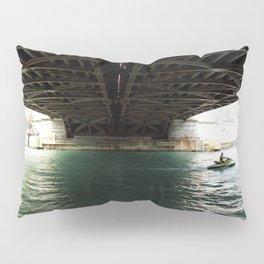 Under the Bridge Pillow Sham