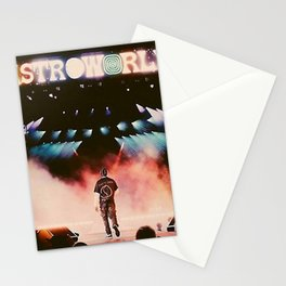 The Flame Stationery Cards
