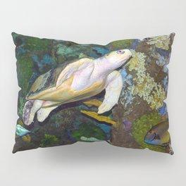 The Kemp's Ridley Sea Turtle Pillow Sham