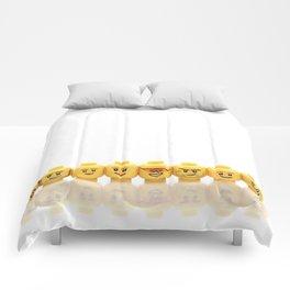 LEGO Yellow Heads Comforters