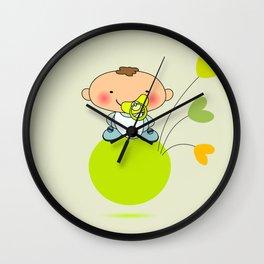 Baby Xumet Wall Clock