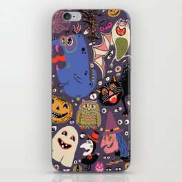 Yay for Halloween! iPhone Skin