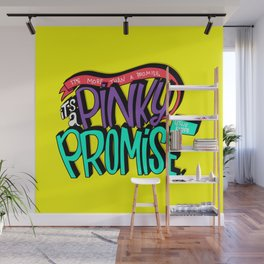 Pinky Promise (PAR101) Wall Mural