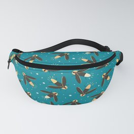 July Fireflies Fanny Pack