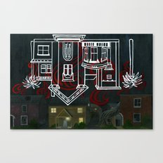 Hell's Paradise (no text) Canvas Print