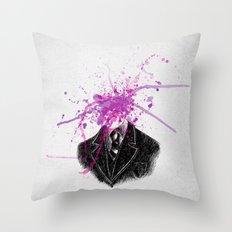Skool Daze Throw Pillow
