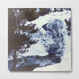 Don't Go Chasin' Waterfalls Metal Print