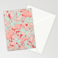 Pile Stationery Cards