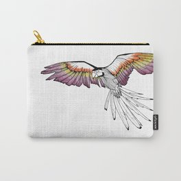 Brazilian Parrot Carry-All Pouch
