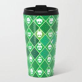 The Nik-Nak Bros. Veggie Greene Travel Mug