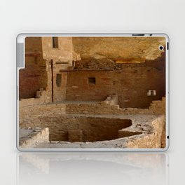 Balcony House View - Mesa Verde Laptop & iPad Skin