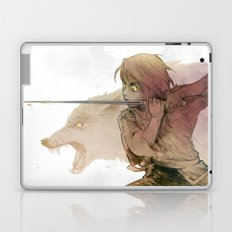 What do we say to the God of Death Laptop & iPad Skin