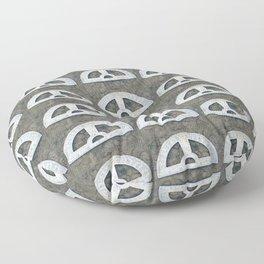 Protracted Dry Spell Floor Pillow