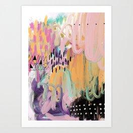 Easy Breezy Art Print