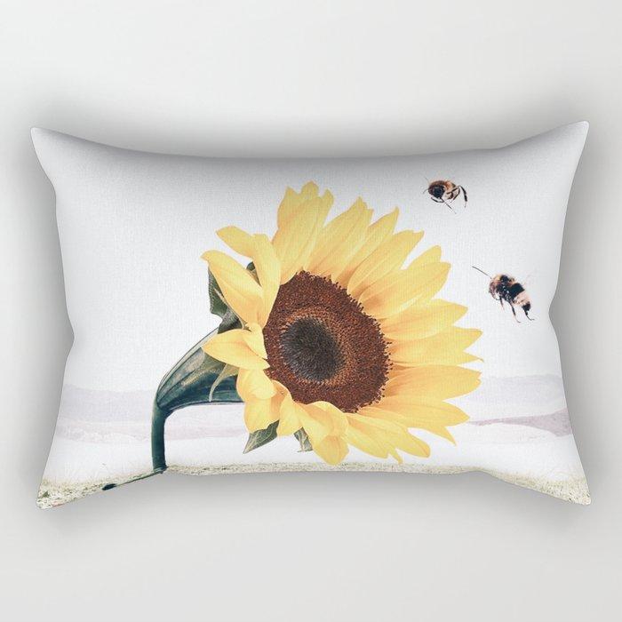 Music to my eyes II Rectangular Pillow
