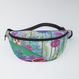 Happy Place Fanny Pack