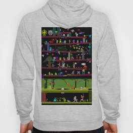 50 Classic Video Games Hoody