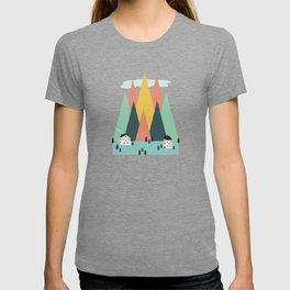 The High Mountains T-shirt