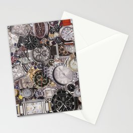 It's About Time Stationery Cards