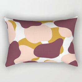 Modern Shapes 03 Rectangular Pillow