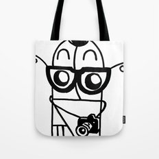 You're So Hipster You're Not Hipster Tote Bag