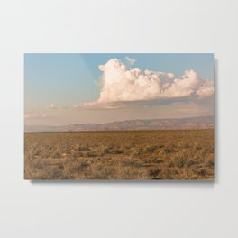 Colors of New Mexico Metal Print