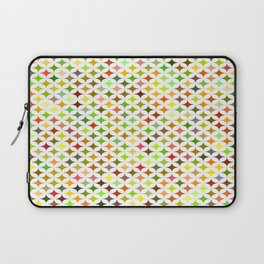 background multicolored star Laptop Sleeve
