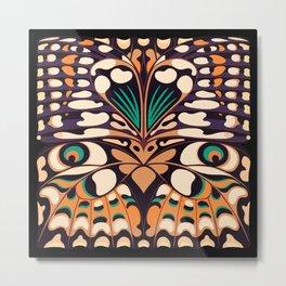 Lepipop, a butterfly inspiration Metal Print
