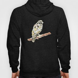 Canary in a Cathouse Hoody