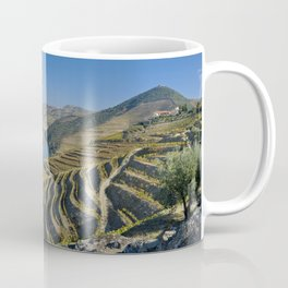 Vineyards in the Douro Valley, Portugal Coffee Mug