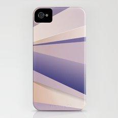 Purple Glam Slim Case iPhone (4, 4s)