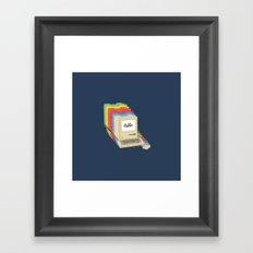 Macintosh Cascade Framed Art Print