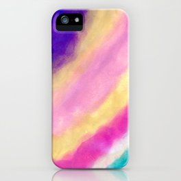 Rainbow Clouding iPhone Case