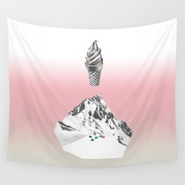 Domestic landscape Wall Tapestry