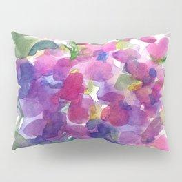 Little Pink Violets Pillow Sham