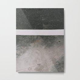 Transcontinental Metal Print