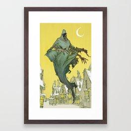 Dementor  Framed Art Print