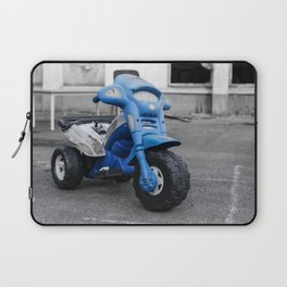 Abandoned Tricycle Laptop Sleeve