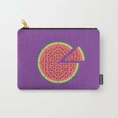 Watermelon Pizza Carry-All Pouch