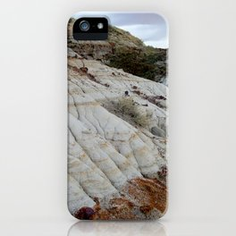 Badlands Formations iPhone Case