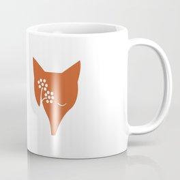 Red Fox and Rowan Tree Coffee Mug