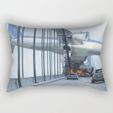 All is Lost Rectangular Pillow