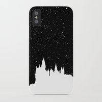 hogwarts iPhone & iPod Cases featuring Hogwarts Space by IA Apparel