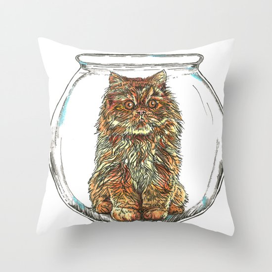 For you. Throw Pillow