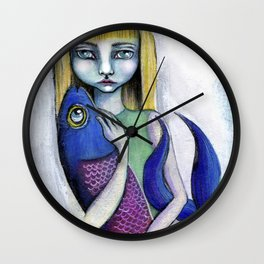 Compassion Wall Clock