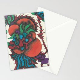 Listening Monster Stationery Cards