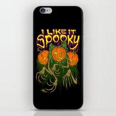 I Like It Spooky iPhone & iPod Skin